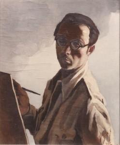 Autoportrait - 1942