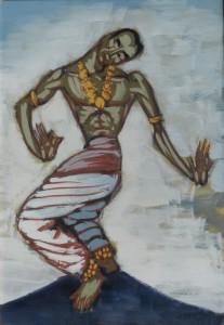 Danseur hindou 1959