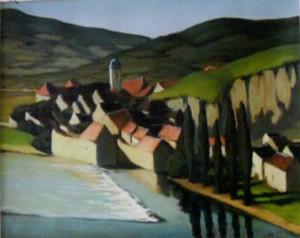 Le Doubs 1945