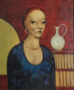 Portrait MHS 1956