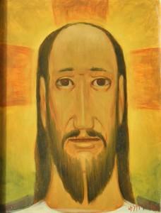 Tête de Christ - 1963