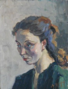 Tête d'expression - 1938