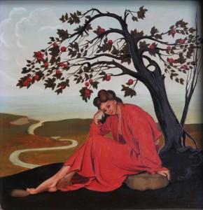 La Melancolie - Bois -1948